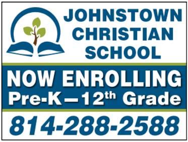 Now Enrolling JCS