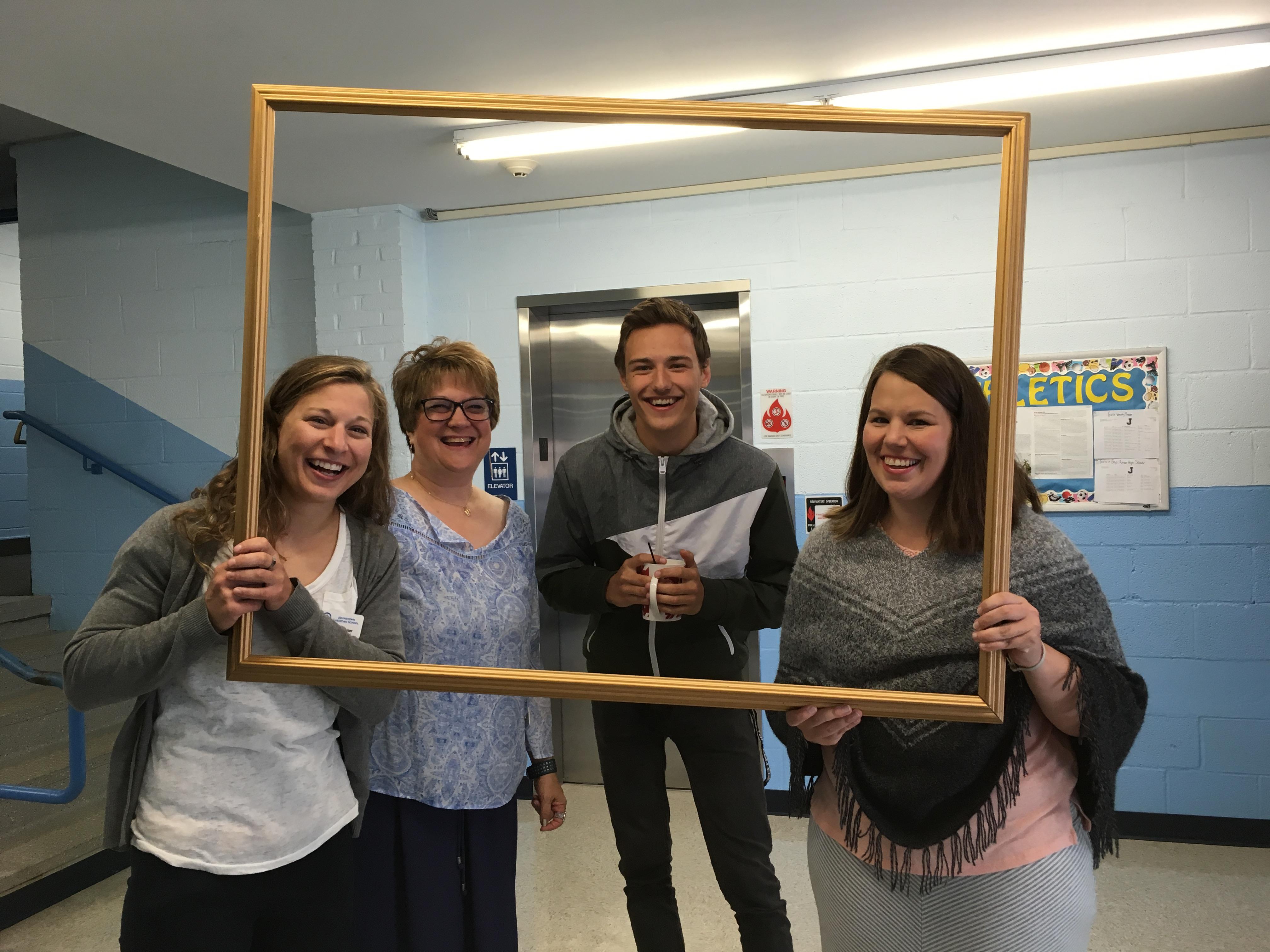 2017-18 First Day Teachers