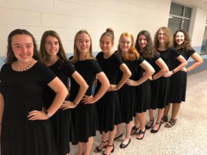 JCS County Chorus 2018