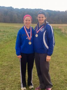 Mary and Lorna - States XC