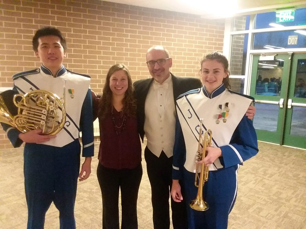 PMEA District 6 Band Festival 2019