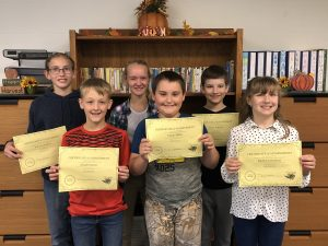 JCS Spelling Bee 2019