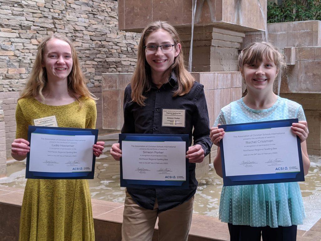 Regional Spelling Bee 2020